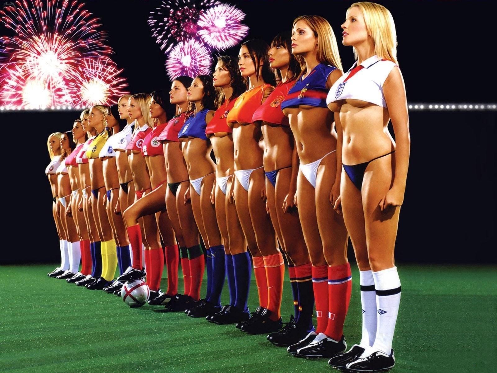 Футбольная команда и одна шлюха 25 фотография